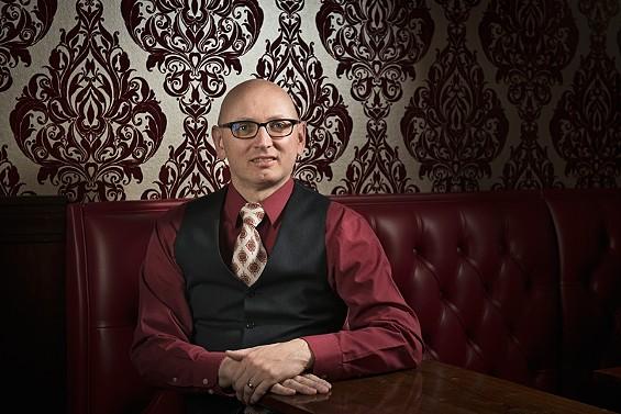 Ted Kilgore at Planter's House. | Corey Woodruff