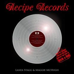 The cover of Recipe Records. - RECIPE RECORDS