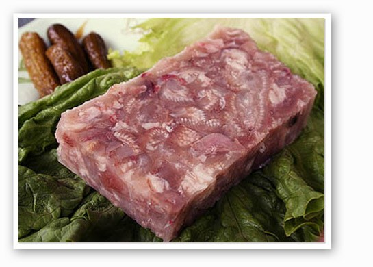 Mmm...meat jello! | My Life as a Foodie