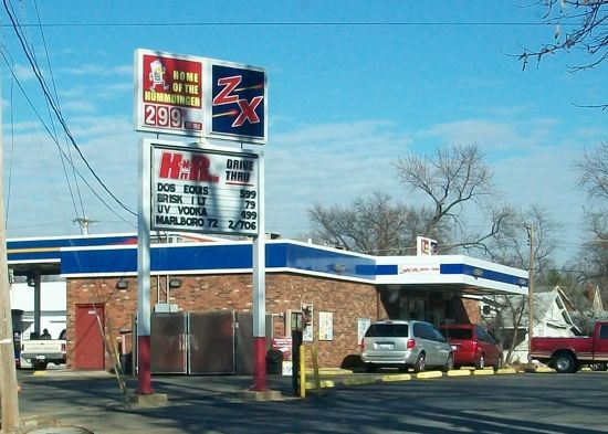 Gas, booze, coffee, soda: Hit-N-Run recognizes -- and meets -- the fuel needs of its public. | Gut Check photo