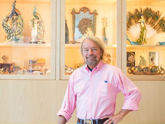 Owner Joe Edwards.