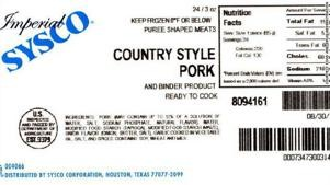 Your shaped pureed pork product might contain metal fragments. - CNN.COM