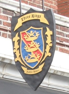 Three Kings Public House is one of three Delmar Loop restaurants using the Tabbedout app for smartphones. - STEPHEN FAIRBANKS