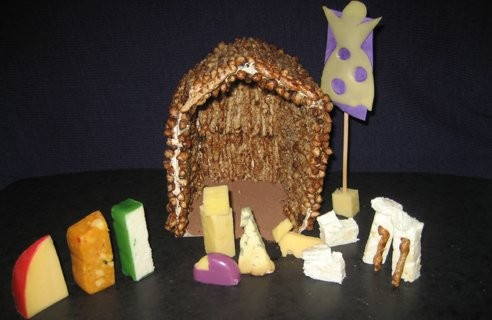 Hark! The Babybel Jesus sings! - CHANNEL4.COM