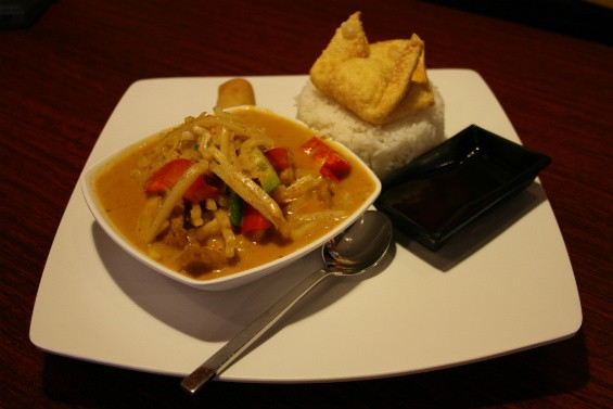 Pearl Cafe's Red Curry - CHRISSY WILMES