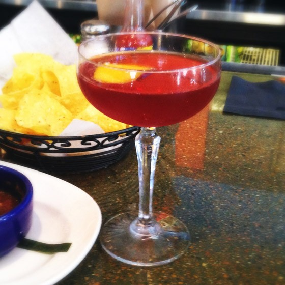 "Mission Taco Joint's ""Delmar Boulevardier."" 