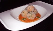 Arancini from Copia - KRISTEN KLEMPERT