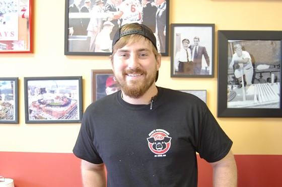 Alex Cupp of Adam's Smokehouse | Cheryl Baehr