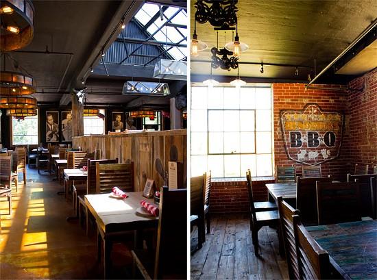 Snapshots of the interior. - MABEL SUEN