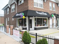 Pizzeria Tivoli opened last month in Princeton Heights. - IAN FROEB