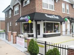 Pizzeria Tivoli opened last month in Princeton Heights. - IAN FROEB