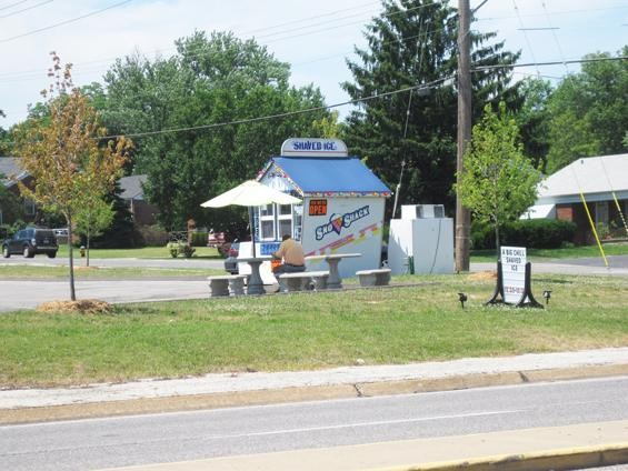 The Sno Shack at Heege and MacKenzie Roads - DR. FREEZE