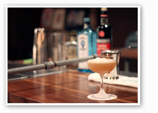 Craft cocktails are the new thing, it seems. | Nancy Stiles