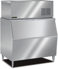 A Kold-Draft ice machine - WWW.KOLD-DRAFT.COM