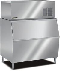 A Kold-Draft ice machine - WWW.KOLD-DRAFT.COM