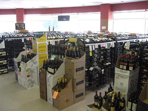 Inside the Wine & Cheese Place in Clayton - DAVE NELSON