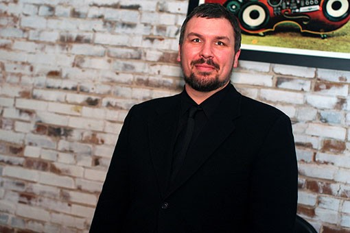 Lola owner Chris Hansen. See more photos from Lola in our slideshow. - PHOTO: CRYSTAL ROLFE