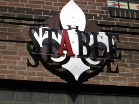 Find your hometown spirit(s) at the Stable.