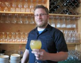 Onesto bartender Todd Brutcher. - SARAH BARABA