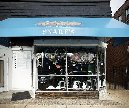 St. Louis will soon be home to multiple Snarf's (or is that Snarves?). - JENNIFER SILVERBERG