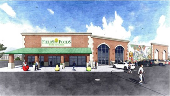 An alternate view of the future Fields Foods.   Fields Foods
