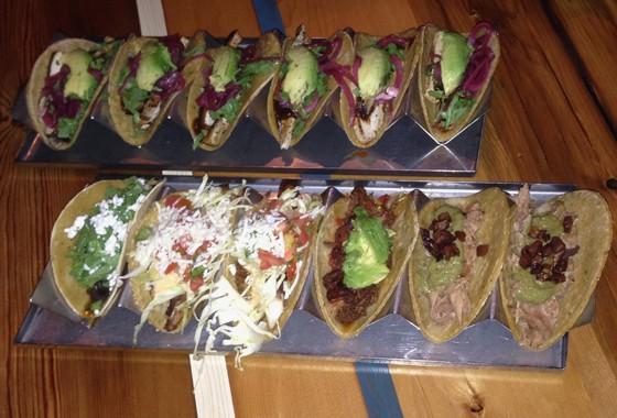 Lots of cheap tacos.   Patrick J. Hurley