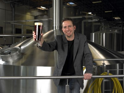 Greg Koch's coming to town, and he's bringing beer! - STONE BREWING CO.