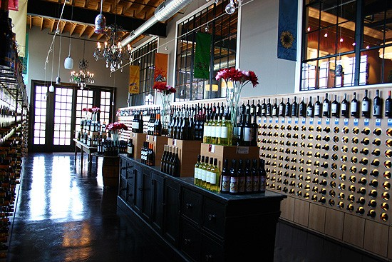 Saint Louis Cellars in Maplewood - KATIE MOULTON