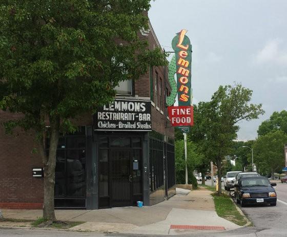 Lemmons in Bevo Mill.   Jessica Lussenhop