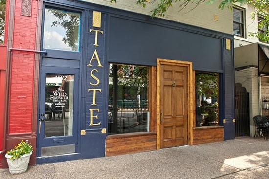 Taste in the Central West End - LAURA ANN MILLER