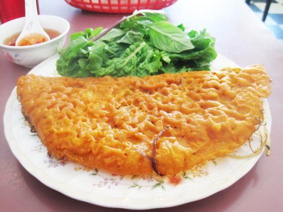 Banh xeo at Banh Mi So #1 - Saigon Gourmet - IAN FROEB
