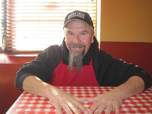 Mike Emerson, co-owner, Pappy's Smokehouse - ROBIN WHEELER