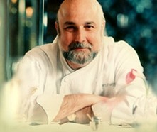 Larry Forgione bid St. Louis adieu.