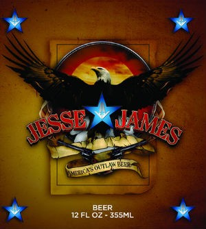 Jesse James is coming to St. Louis. In beer form. - THE WINE AND CHEESE PLACE