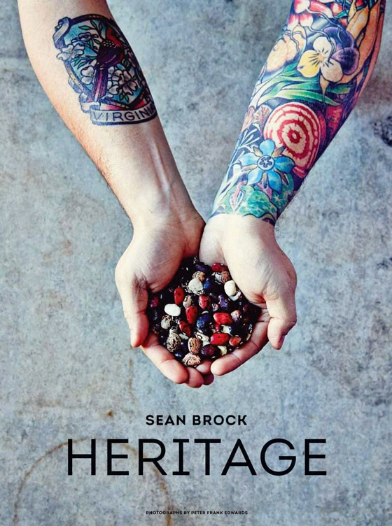 Heritage by Sean Brock.   Courtesy Artisan Books