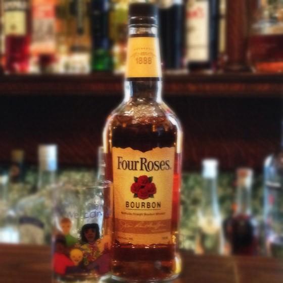 Four Roses Bourbon | Patrick J. Hurley