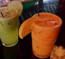 booze + smoothies = boozies! - BRYAN PETERS