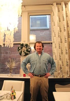 Owner Frank Schmitz. - MABEL SUEN
