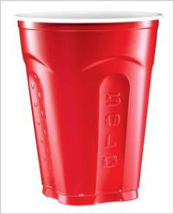 The ode-worthy red Solo cup. - SOLO CO.