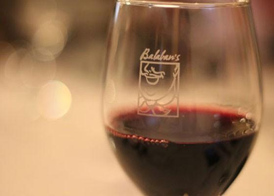 Tamber Bey's 2010 Rabicano cabernet/merlot Bordeaux blend at Balaban's. | Nancy Stiles