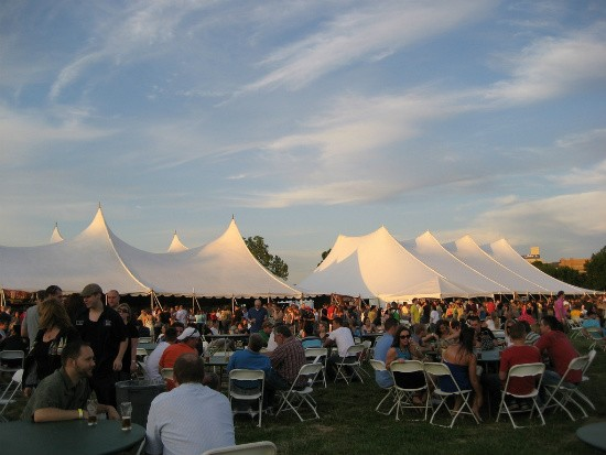 A scene from the 2010 festival. - COURTESY OF THE BREWERS HERITAGE FESTIVAL