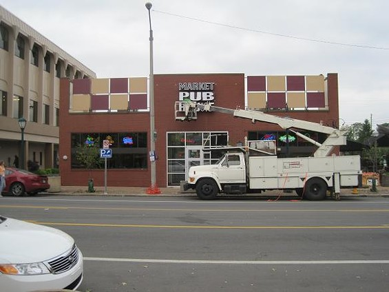 The Market Pub House at 6655 Delmar Boulevard - IAN FROEB