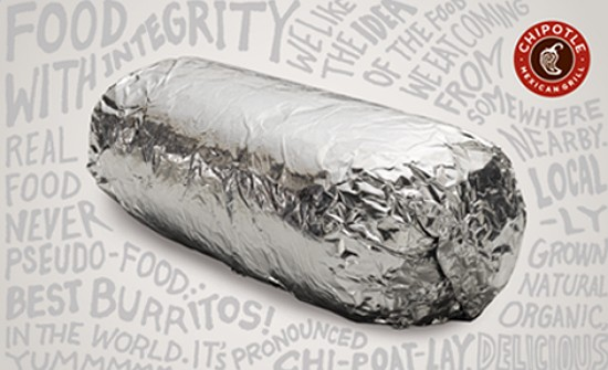 Could a quesarito lurk within that aluminum foil? - IMAGE VIA