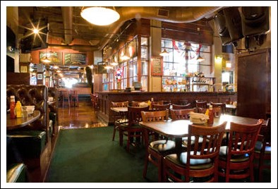 Goose Island's Wrigleyville brewpub. The Chicago brewer sold out to Anheuser-Busch in March 2011 but held on to its two brewpubs. - WWW.GOOSEISLAND.COM