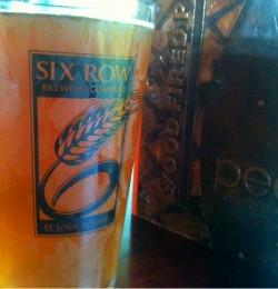 Six Row Brewing's Honey Weizen - ROBIN WHEELER