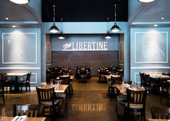 The Libertine has one of the most expansive Clayton Restaurant Week menus. | Jennifer Silverberg