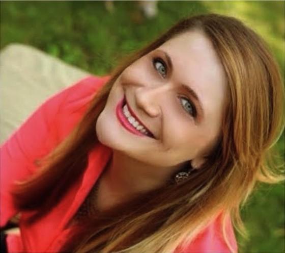 St. Louis Wine Girl Angela Ortmann. | Jacqui Segura