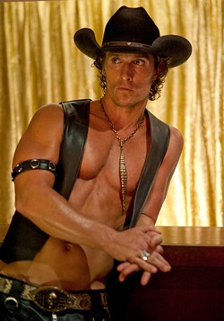 "We hereby nominate Matthew McConaughey for ""Best portrayal of Matthew McConaughey BY Matthew McConaughey,"" alrightalrightalright."