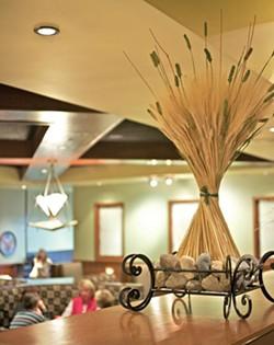 Inside Hanley's Grille & Tap earlier this year - JENNIFER SILVERBERG