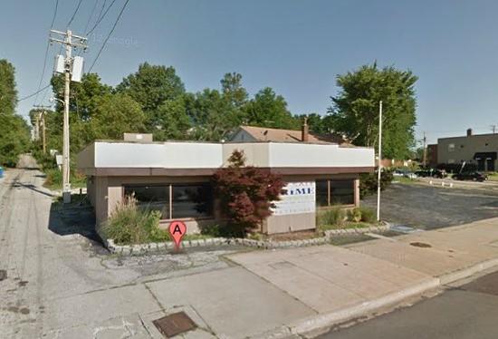 The building at 2605 Hampton Avenue - GOOGLE MAPS